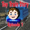 Toy Train Story Read-Along Ep. 1