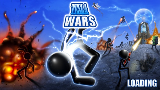 Tesla Wars Screenshot