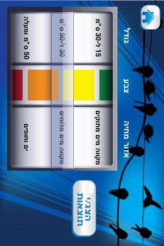 ציפורים בישראל Screenshot 4