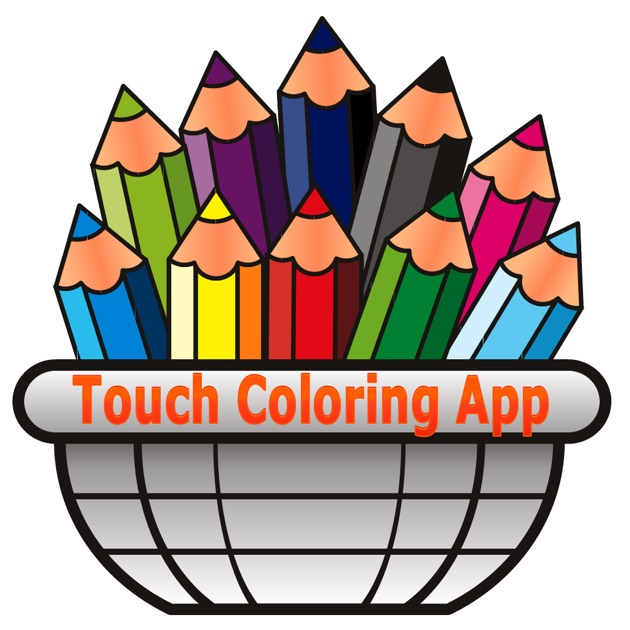 fun coloring app touch and fill color and drawing pages for kids