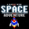 A CLASSIC RETRO SPACE ADVENTURE