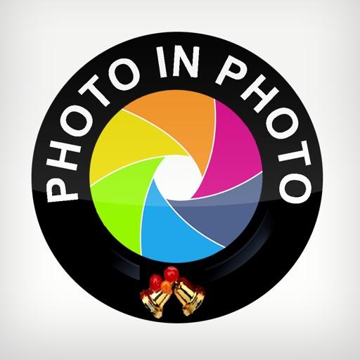 PIP画中画图片背景变换器 – 图片合成 + 文字编辑!