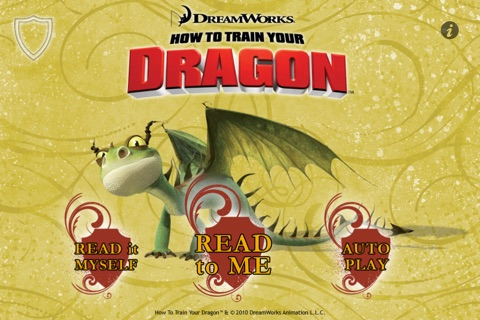 How To Train Your Dragon Kids Book HD on the App Store