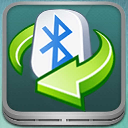 Bluetooth Share App