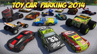 Screenshot #1 pour 3D Toy Car Parking Simulator 2014 - Cartoon Car, Bus & Truck Driving,  Parking & Racing Games Free