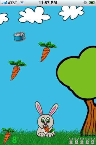 Eat, Bunny, Eat! screenshot 2