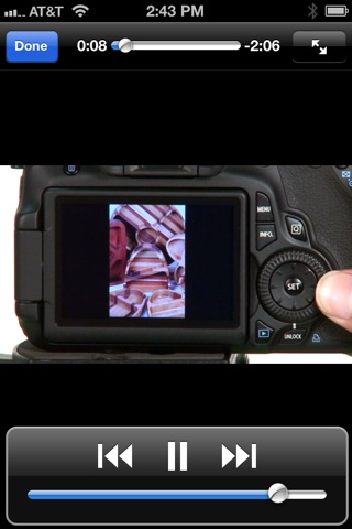 Canon 60D screenshot 4