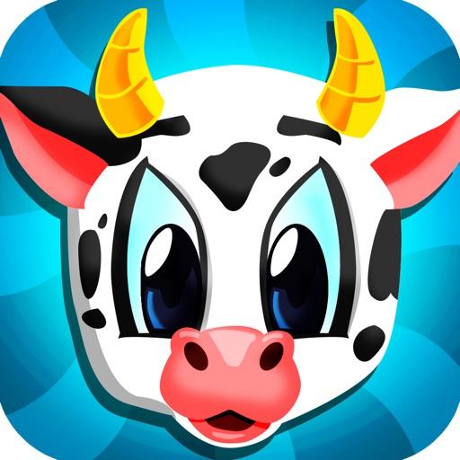 Cow Farm Frenzy - Tiny Animal Super Fun Run Game iOS App