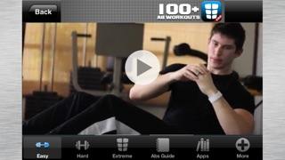 ABワークアウト:おなかの脂肪コアクランチのための100 +シックスパック腹筋フレックス演習のおすすめ画像2