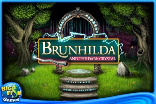 Brunhilda and the Dark Crystal-0