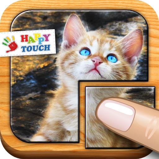 activity foto puzzle 2 spiele f r kinder ab 4 von happy touch kinderspiele bei concappt. Black Bedroom Furniture Sets. Home Design Ideas