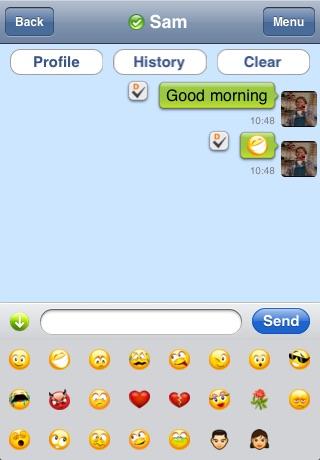 vBuzz screenshot 3