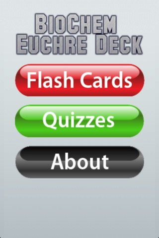 BioChem Euchre Deck screenshot 1