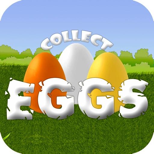 Collect Eggs iOS App