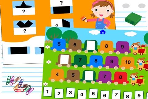 Math is fun: Age 4-5 screenshot 4