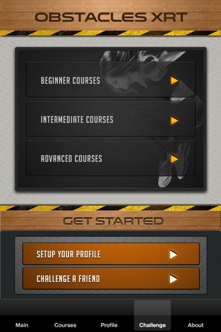 Obstacles XRT – Extreme Reality Training screenshot 2