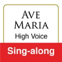 Ave Maria, Schubert (Soprano & Piano - Sing-Along) icon