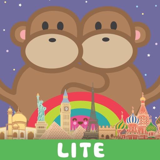 Kiwi and Pear's World Adventure - Lite iOS App