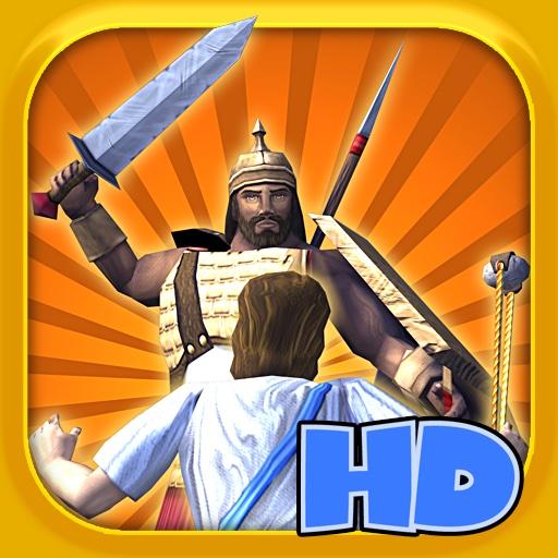 David and Goliath - BibleKids 3D