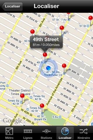 New York Subway screenshot 4