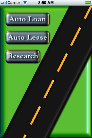 Auto Loan / Lease Calculator screenshot 2