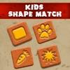 Kids Shape Match