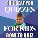 Picture Quiz For Kids.Flashcards.Excellent Children & Kid Games With Answers