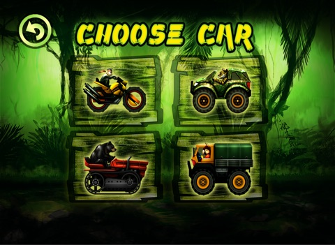 Fun Jungle Racing на iPad
