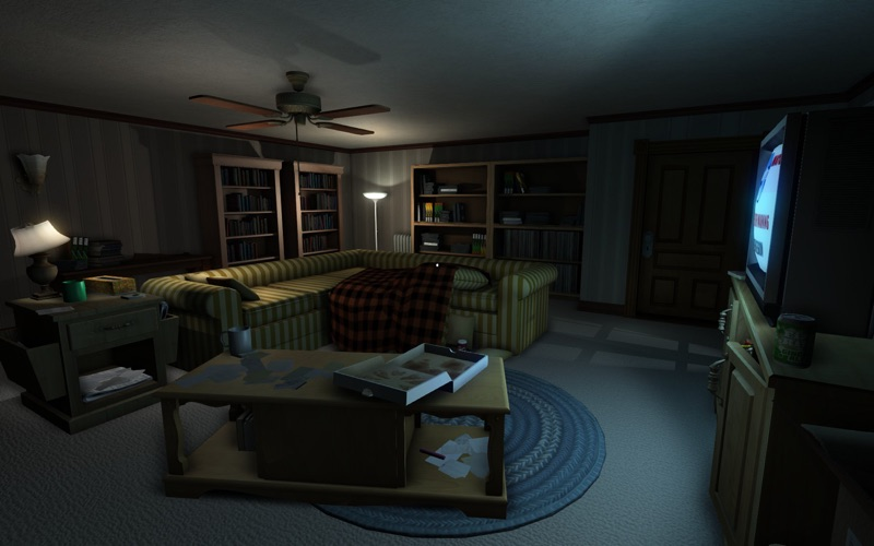 Screenshot #2 for Gone Home