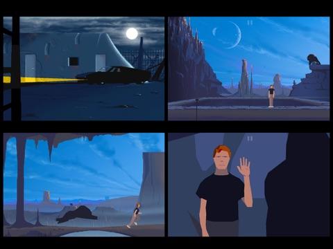 Another World - 20th Anniversary Screenshot
