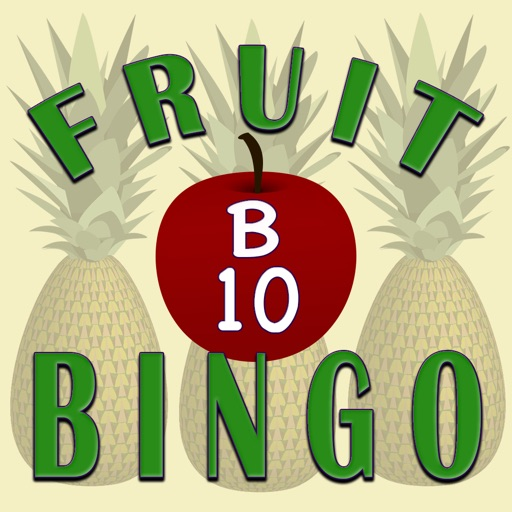Fruit Bingo iOS App
