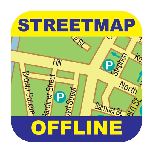 Buenos Aires Offline Street Map