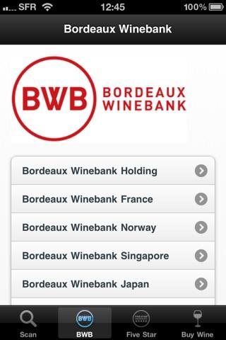 BWB Screenshot on iOS