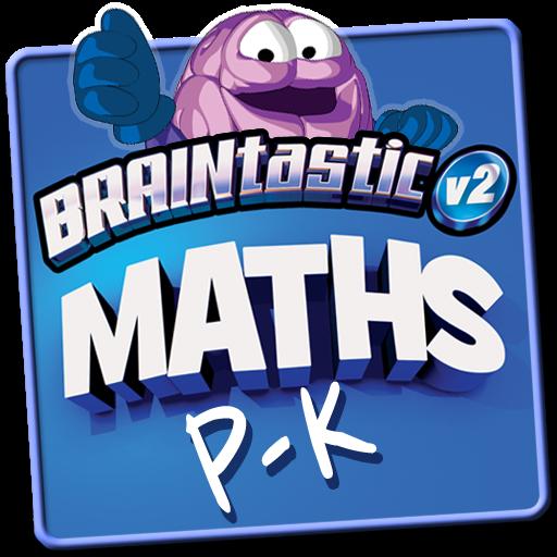 BRAINtastic Maths Prep-Kindergarten