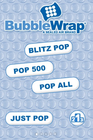 Bubble Wrap® screenshot 1