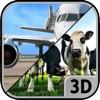 Escape 3D: Farmer and Airplane