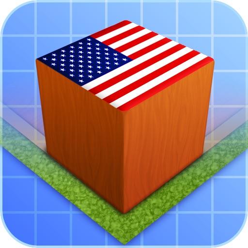 """在家造""""美国"""":Bricking in America【3D拼图】"""