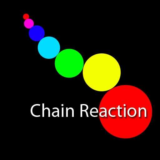 Chain Reaction Free iOS App