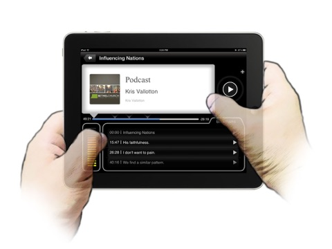 AudioTracker HD screenshot 2