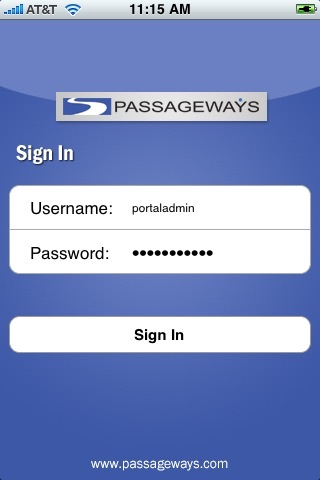 Passageways Mobile screenshot 3