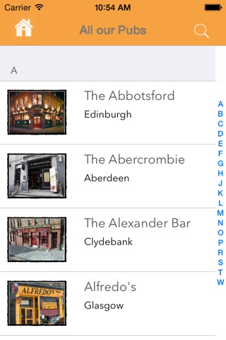 Scotland's Pubs - A Story to Tell screenshot 2