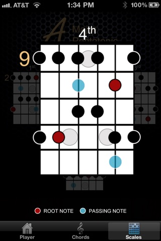 Screenshot #4 for Guitar Jam Tracks: Rock