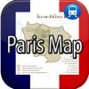 Paris Metro Map Offline