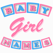 Baby Girl Names LITE icon