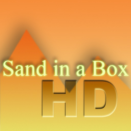Sand in a Box HD iOS App