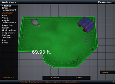Autodesk  Digital STEAM Measurement screenshot 2
