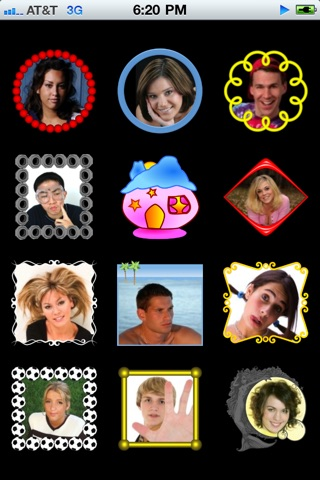 Face Dialer screenshot 1