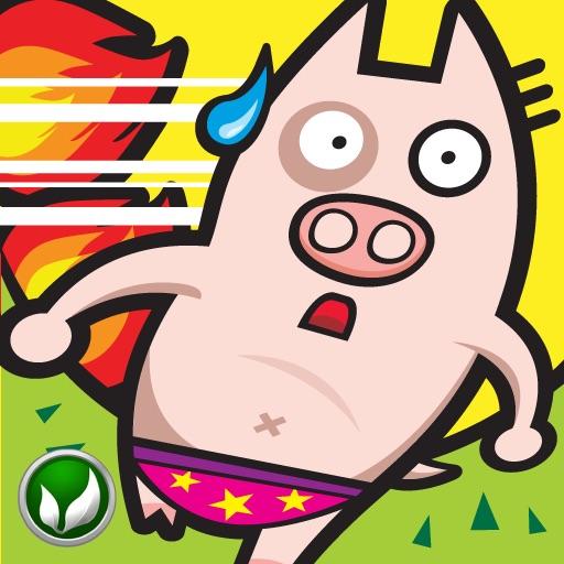 Speedy Pigs - WARM UP!