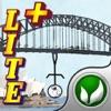 Bungee Stickmen - Australiano Landmarks {LITE +} Italiano