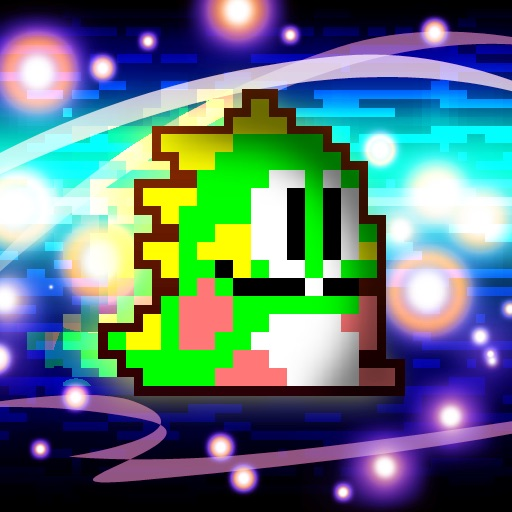 BUBBLE BOBBLE DOUBLE iOS App